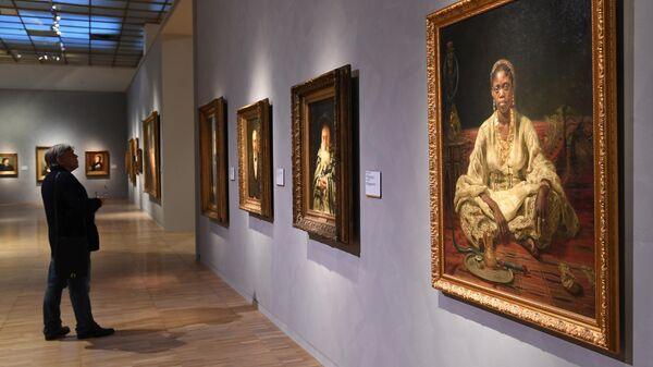 Выставка Ильи Репина в Третьяковской галерее. 14 марта 2019