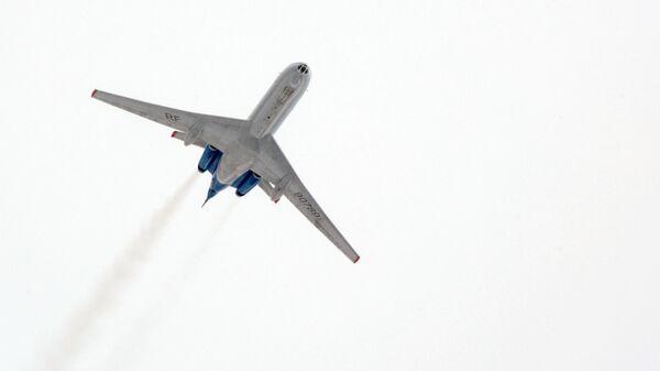 Ближнемагистральный самолет ТУ-134