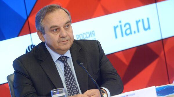 Постоянный представитель Республики Крым при президенте РФ Георгий Мурадов
