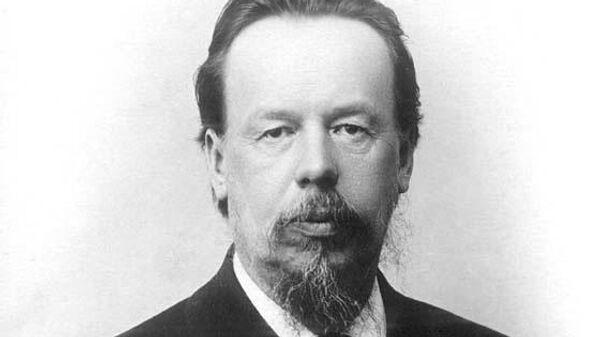 Ученый, изобретатель радио Александр Попов