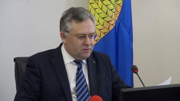 Глава города Тамбова Сергей Чеботарев