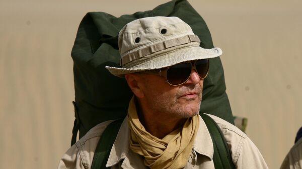 Польский путешественник, исследователь и журналист Яцек Палкевич