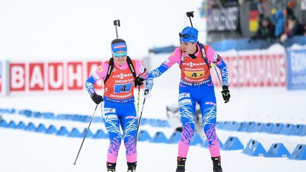 Россиянки стали пятыми в эстафете на ЧМ по биатлону в Эстерсунде