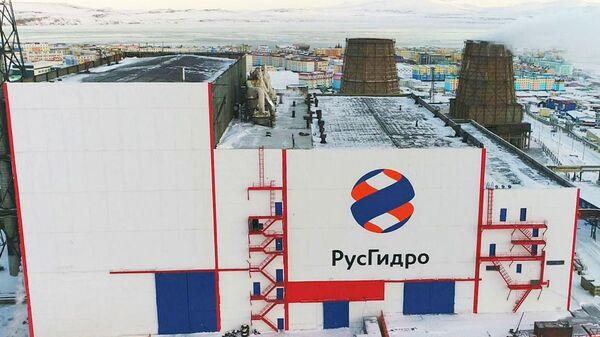 Анадырская ТЭЦ