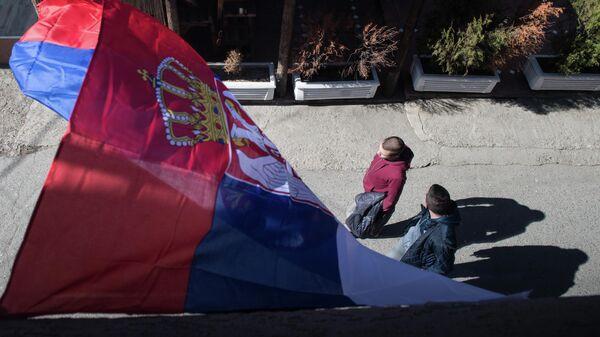 Сербская партия вернула себе посты глав муниципалитетов на севере Косово