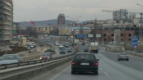 Косово. Вид на Приштину