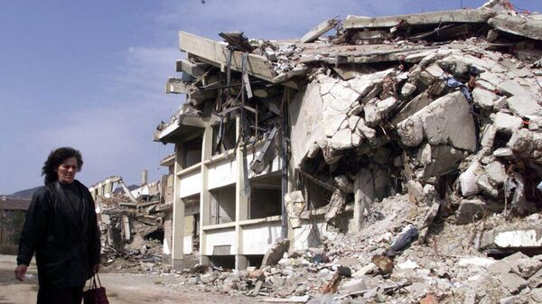 Последстивия бомбардировок NATO в Сербии в 1999 году