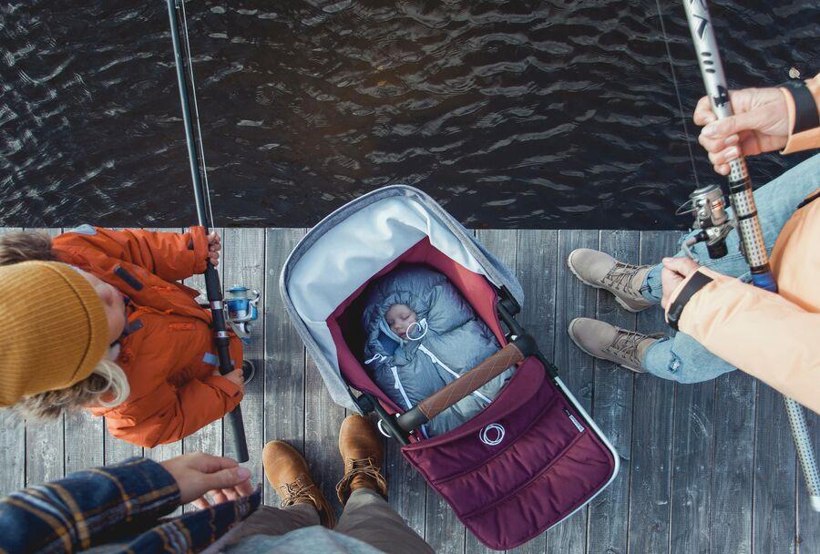 Южная Карелия, Финляндия, семейная рыбалка.