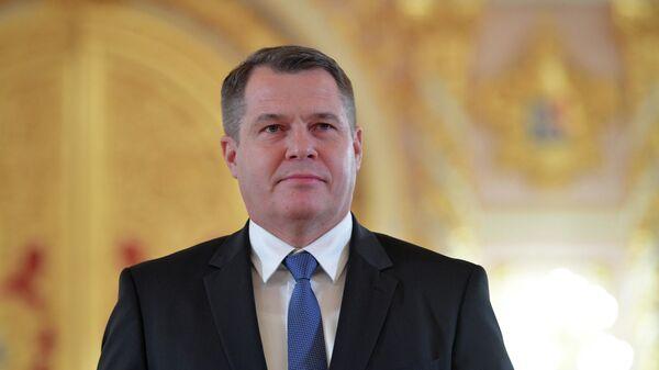 Чрезвычайный и полномочный посол Чешской Республики Витезслав Пивонька