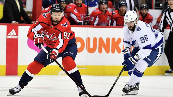Кучеров стал 4-м игроком НХЛ за20 лет, кто набрал 119 очков