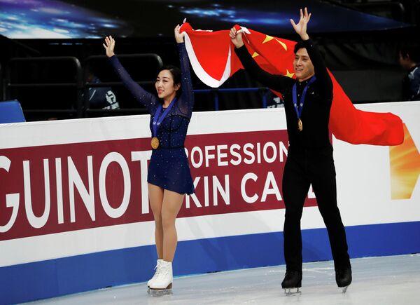 Суй Вэньцзин и Хань Цун