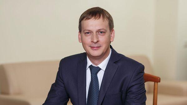 Руководитель Федерального агентства водных ресурсов Дмитрий Кириллов