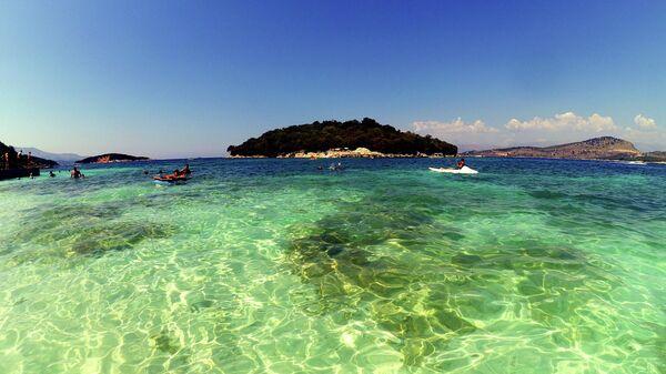 Острова Ксамил, Албания
