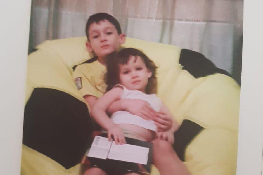 Сын и дочь Ковалевских