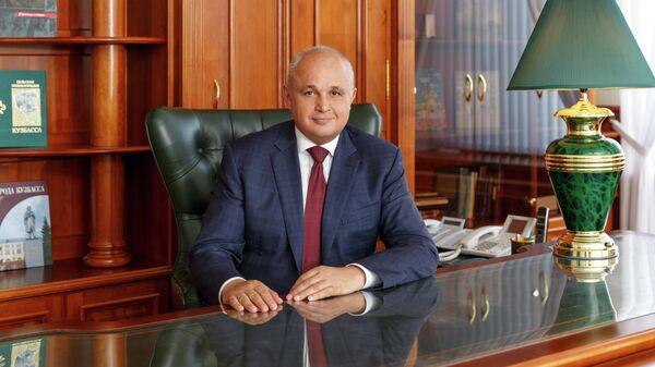 Губернатор Кемеровской области Сергей Цивилев