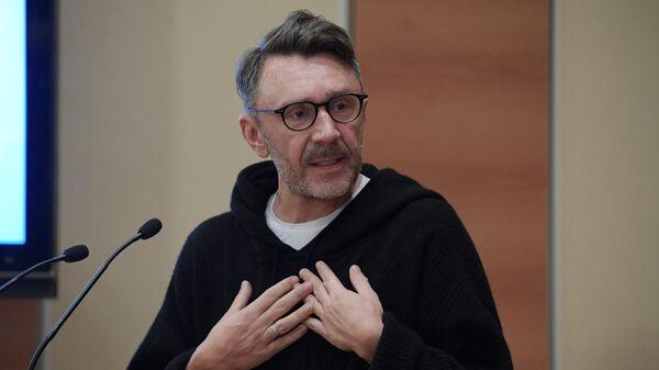 Сергей Шнуров предложил разогнать Минкульт