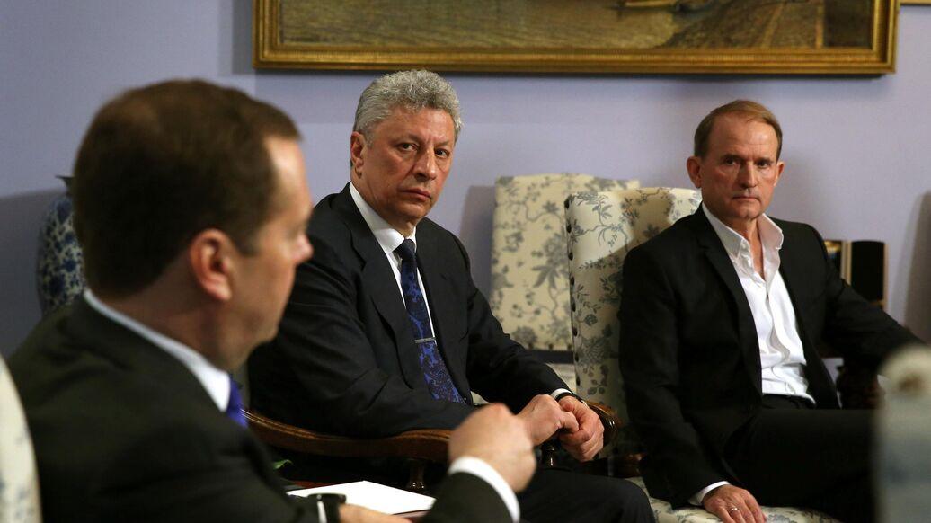 На Украине оценили поездку кандидата в президенты в Москву