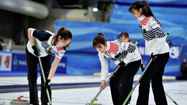 Женская сборная Южной Кореи по керлингу