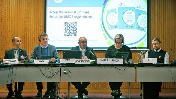 Ассоциация волонтерских центров приняла участие в форуме ООН
