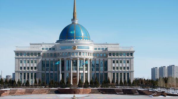 Дворец Президента Республики Казахстан