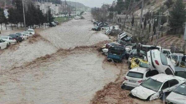 Россия и Армения окажут помощь пострадавшему от наводнений Ирану