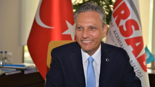 Спикер главы ассоциации туроператоров Турции TURSAB Фируз Баглыкай