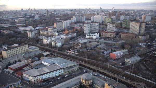 Станция электрички горьковского направления Серп и Молот