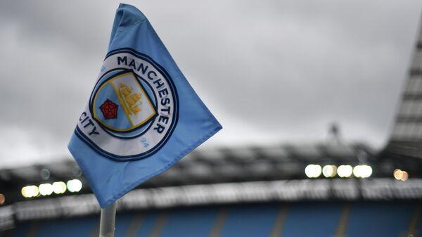 Эмблема Манчестер Сити
