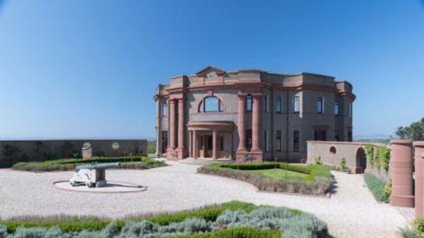 Поместье The Arragon Mooar Estate в Сантоне, остров Мэн, у побережья Великобритании