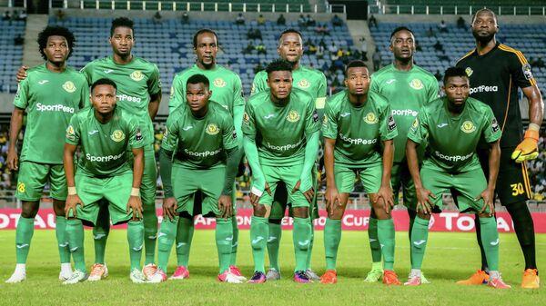Футболисты сборной Танзании