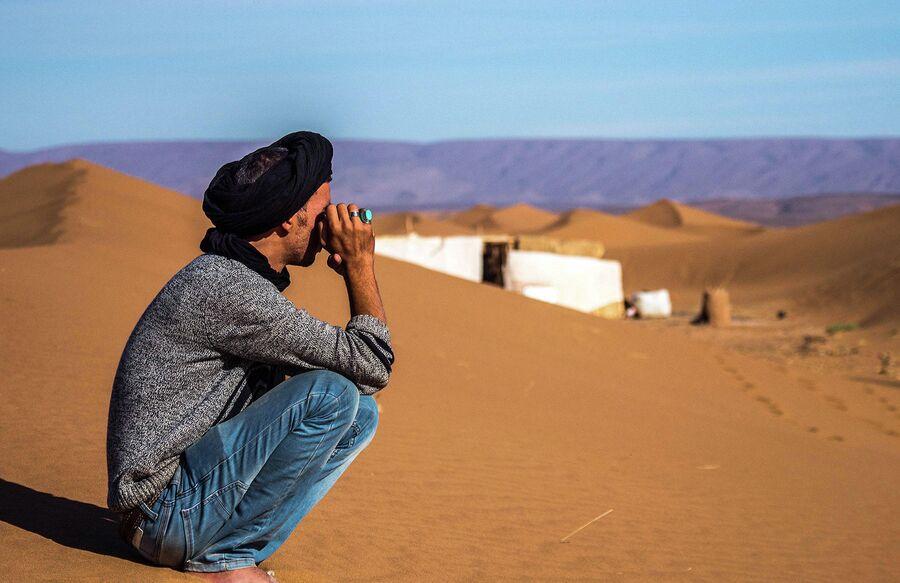 Марокко, местный житель
