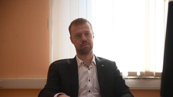 Андрей Вострокнутов