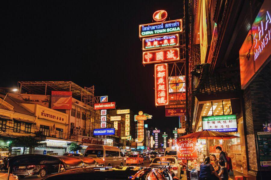 Каосан роуд, Бангкок, Таиланд