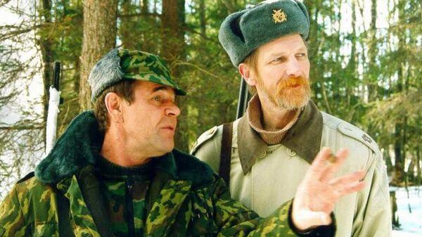 Кадр из фильма Особенности национальной охоты в зимний период