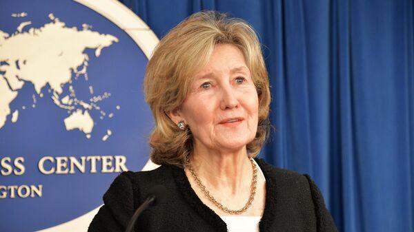 Постоянный представитель США при НАТО Кэй Бейли Хатчинсон