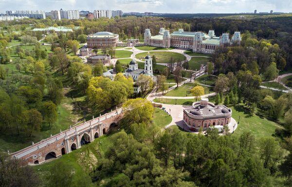 Государственный музей - заповедник Царицыно