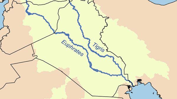 Евфрат и Тигр