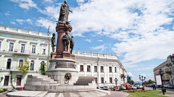 Памятник основателям Одессы