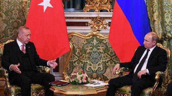 Россия и Турция подпишут три соглашения
