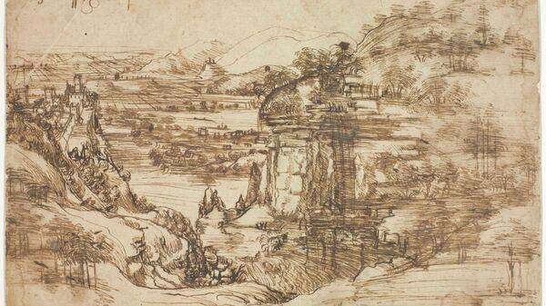 Итальянские ученые доказали, что Леонардо да Винчи был амбидекстром