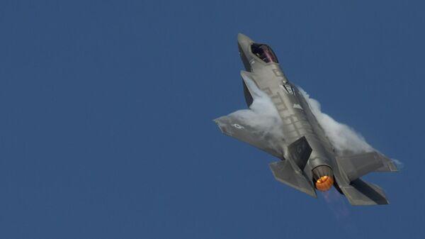 Истребитель F-35А