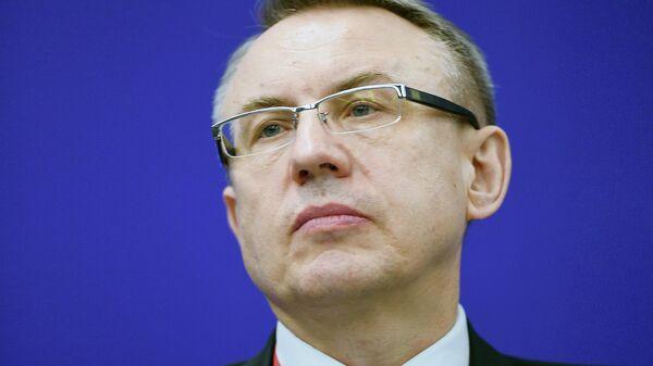 Посол по особым поручениям министерства иностранных дел РФ Николай Корчунов