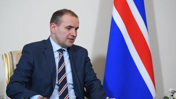 Президент Республики Исландии Гудни Йоханнессон