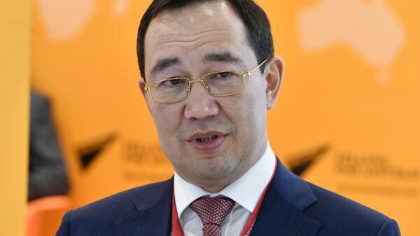 Глава Республики Саха (Якутия) Айсен Николаев