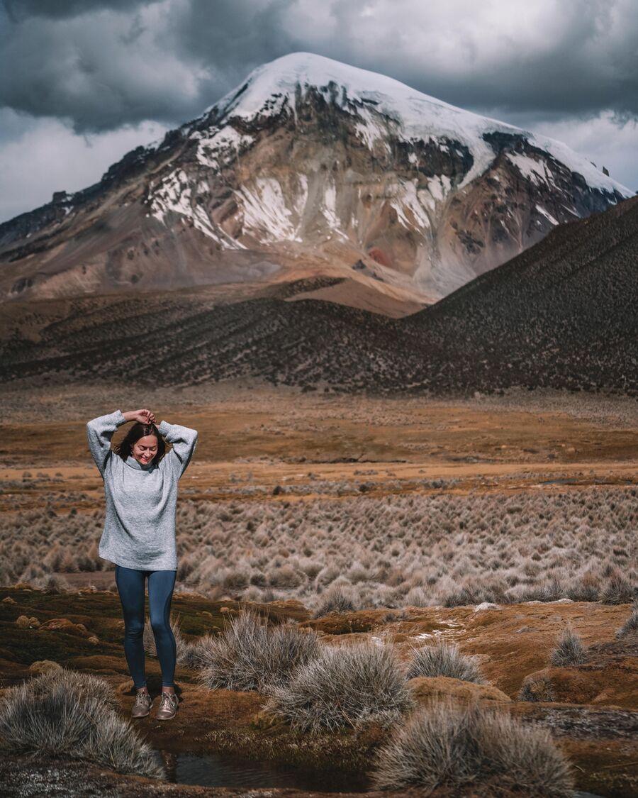 Боливия. Национальный парк Sajama