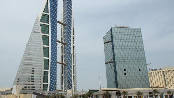 Бахрейнский всемирный торговый центр