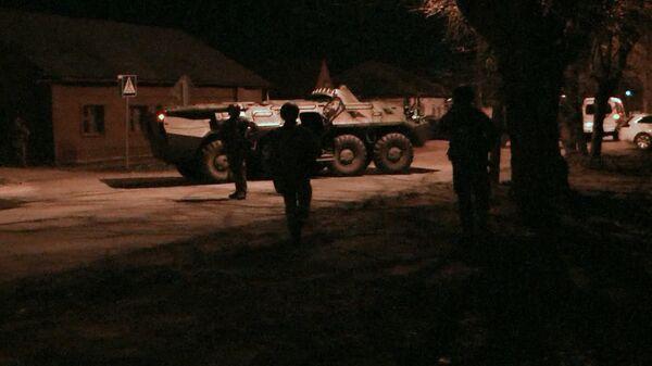 Контртеррористическая операция в Тюмени: кадры с места событий
