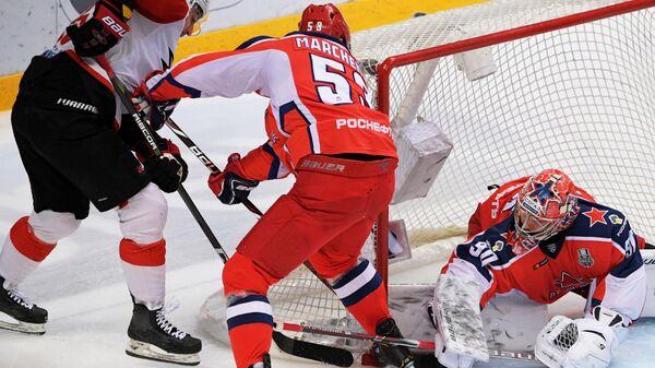 Бек назвал странной ситуацию с незасчитанным голом в игре с ЦСКА