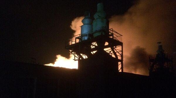 Пожар в Нелидово, Тверская область