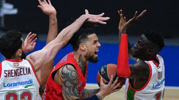 Баскетболист ЦСКА о расизме в Европе: людей убивают и снимают на телефон